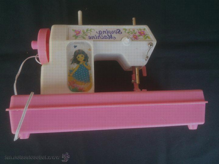 Review de machine coser maquina de coser de juguete sewing machine