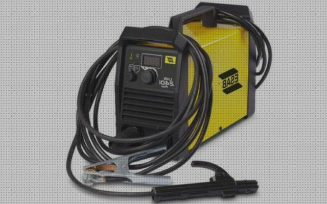 Review de inverter soldar esab