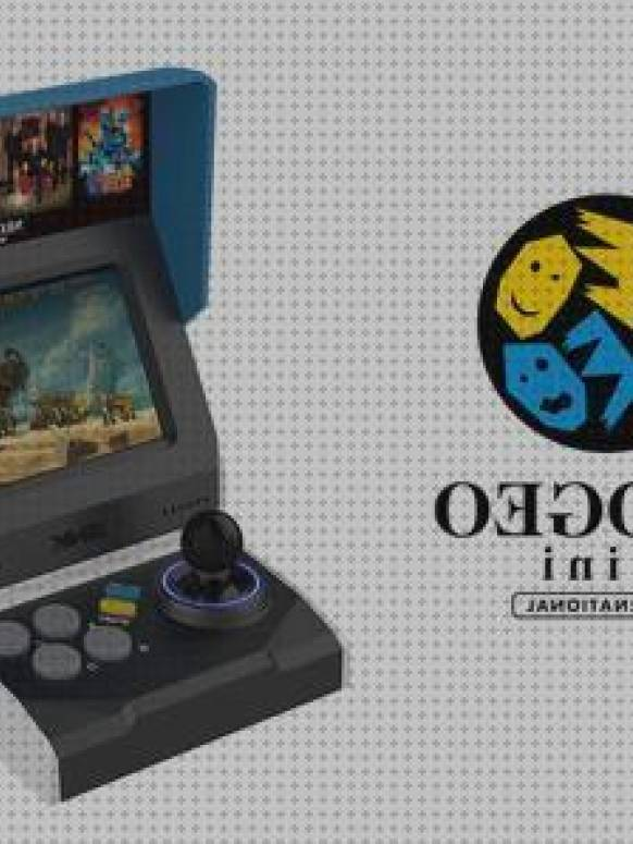 TOP 6 Mini Maquina Arcade Neo Geo